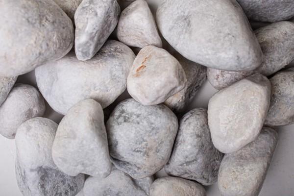 Carrara Steinschlag / Schotter