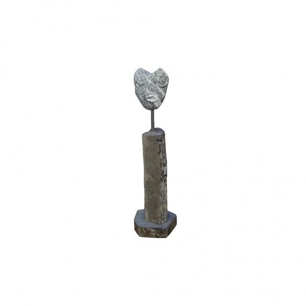Basalt Statue / Model 4