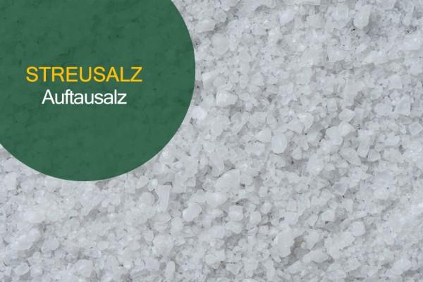 Streusalz / maschinentauglich und zertifiziert