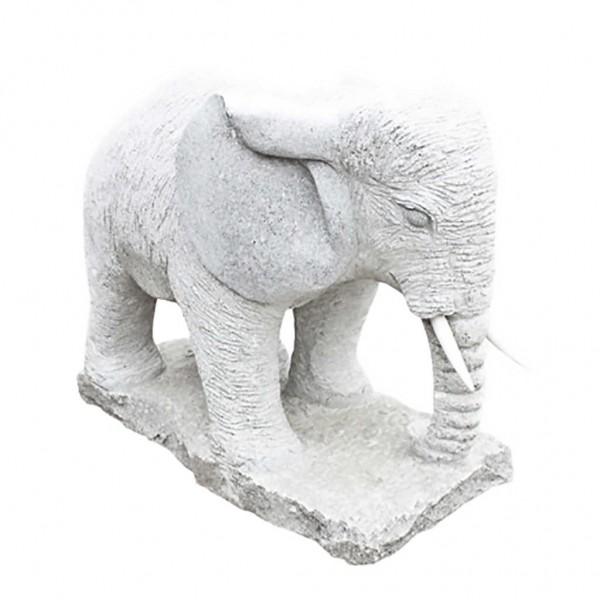 Elefant, H: 80 cm