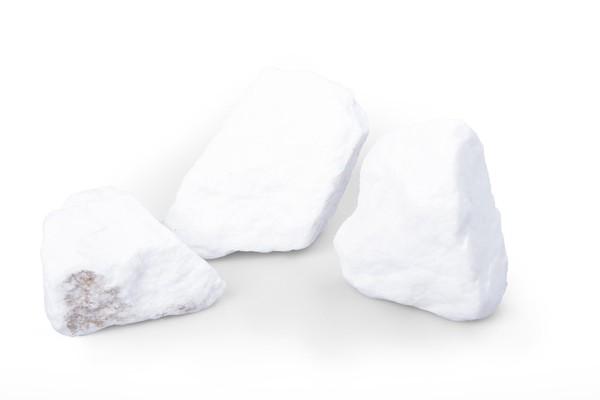 Schneeweiss Gabionensteine