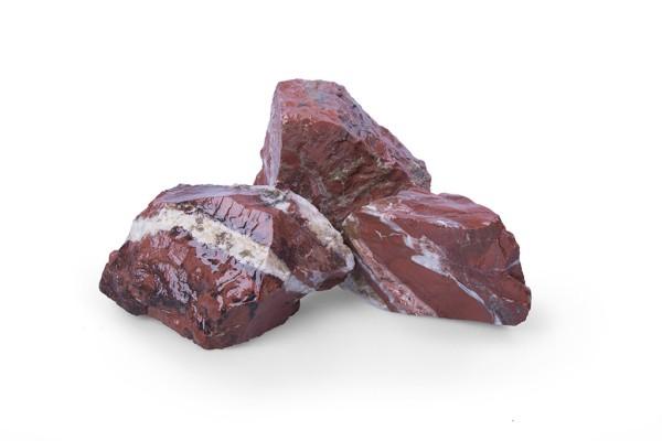Jaspis Gabionensteine