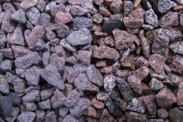 Schottischer Granit Splitt
