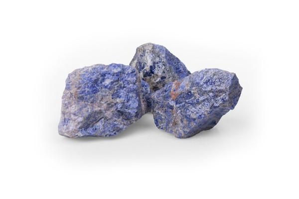 Sodalith Gabionensteine
