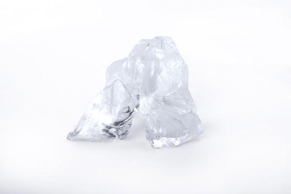 Glas Klar Schüttsteine