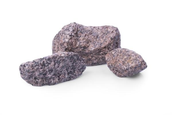 Granit Rot Gabionensteine